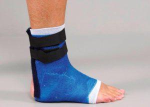 Fuß gipsschiene Fingerfraktur, Heilungsdauer,