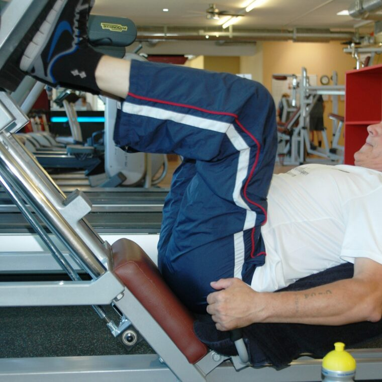 Senioren Fitness Emmenbrücke