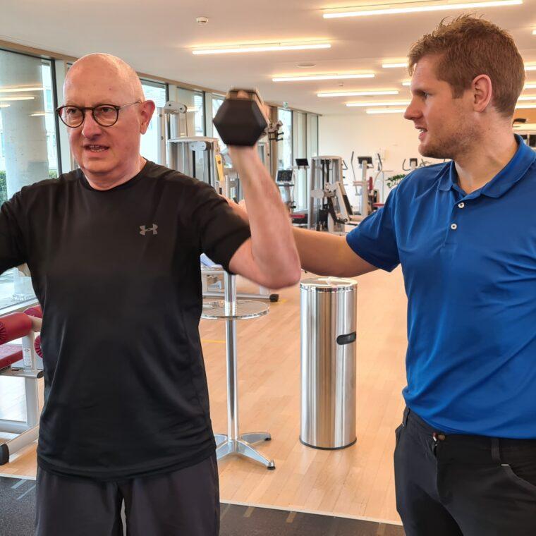 Senioren Fitness Hochdorf