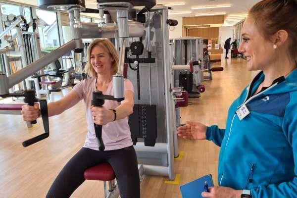 Fitness Hochdorf
